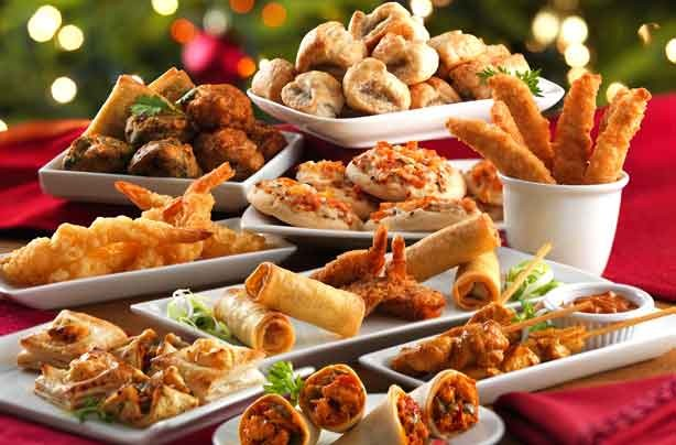 Send a tasty see off to 2016 with tempting party foods for House party recipes