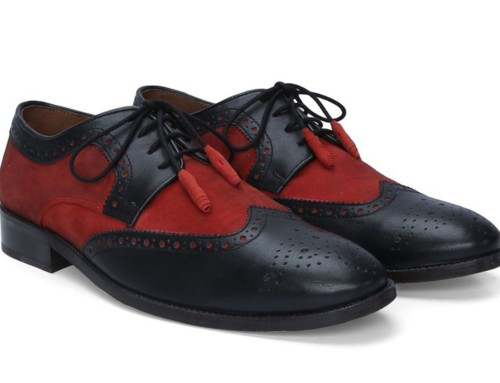 Formal Fervour with BRUNE, Classic Brogue Range for Him