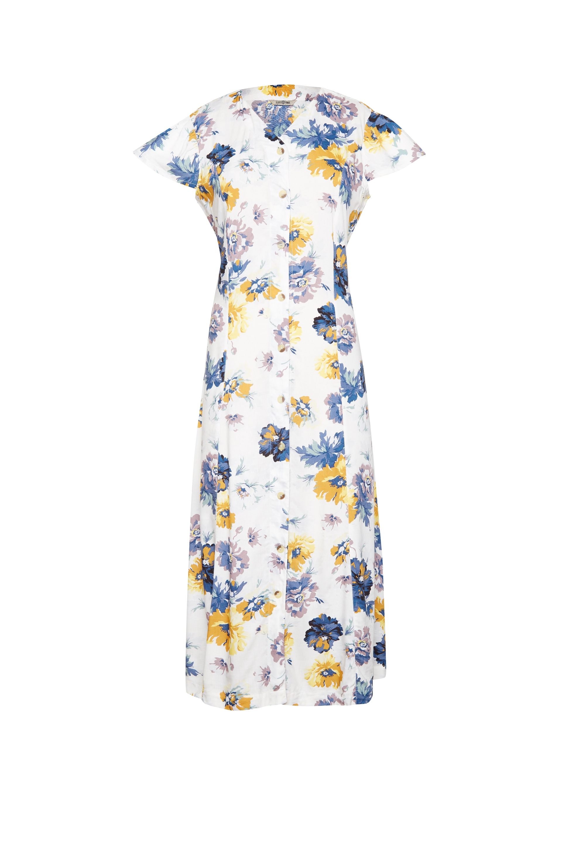 Loom Tree_Button Down Floral  Dress_MRP Rs. 2,799